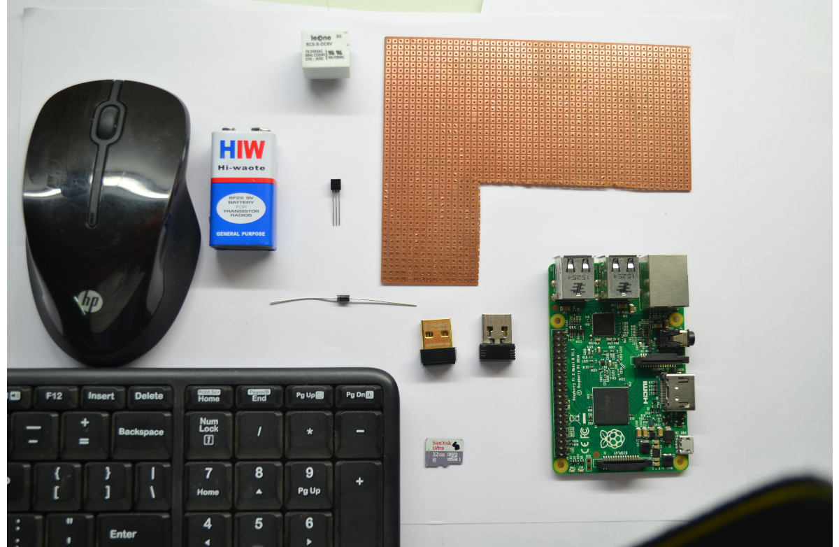 Home Automation By Raspberry Pi System Management Project Wiki - Spdt relay diode